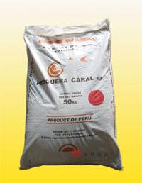 秘鲁caral泰国级红鱼粉