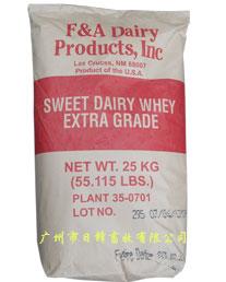 美国产F&A高蛋白乳清粉