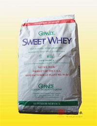 美国GRANDE大地高蛋白乳清粉