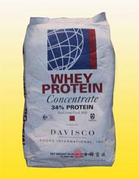 美国地球34%浓缩乳清蛋白